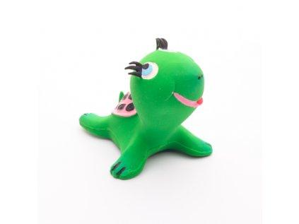 Senzomotorická gumová želva José (barevné varianty)
