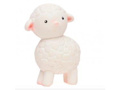 Senzomotorická gumová ovečka Isabel