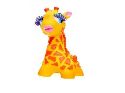 Gumová žirafa Flora