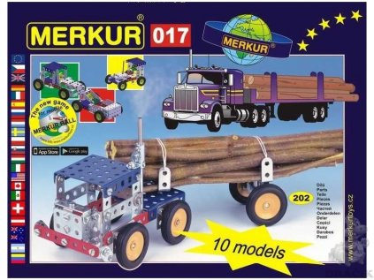 merkur 017 kamion original