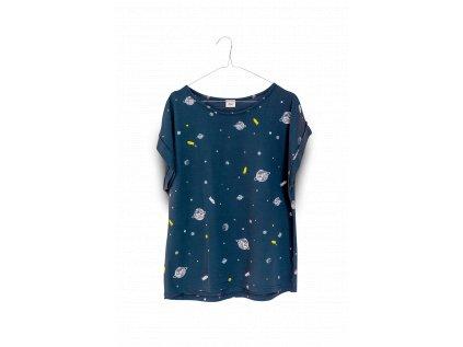MILE Dámské tričko Vesmír