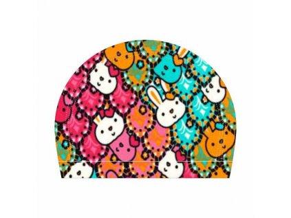 detska lycrova cepice junior rabbit 86986 0