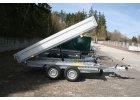 Třístranný sklápěč 3300*1760 mm 2500 kg