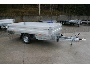 Valník 1300 kg-  3070*1620*350 mm