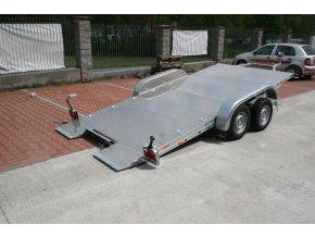 Sklopný autopřepravník GT PROFI