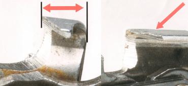 3 znamení, že je na čase pořídit nový řetěz na motorovou pilu