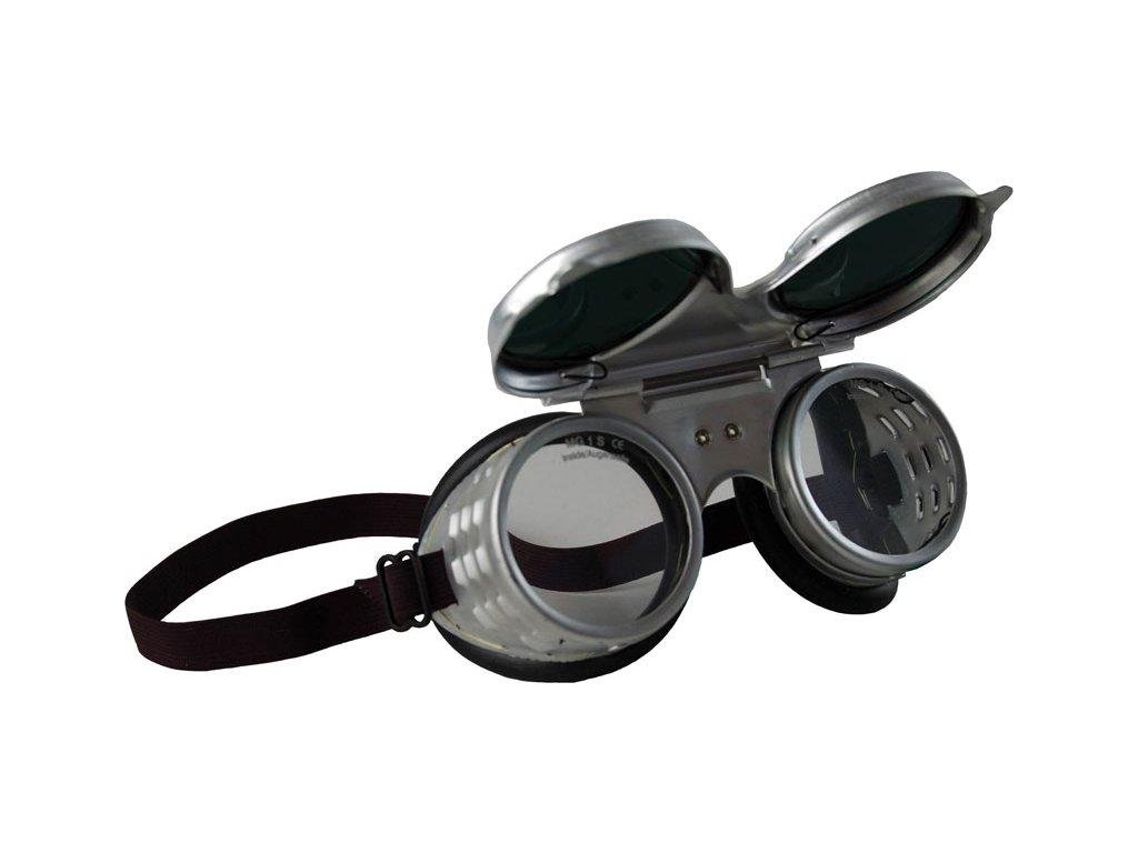 Brýle Vajgar SB-1 odklopné svářečské
