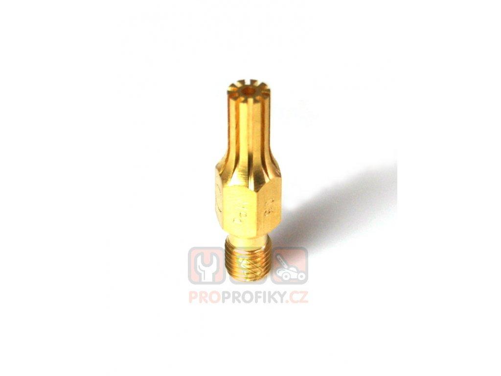 Hubice řezací drážkovaná PB 100-200mm