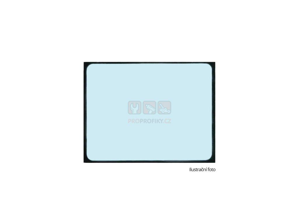 Krycí folie pro svářečskou kuklu 110x90 - vnější