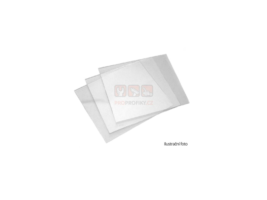 Krycí folie pro svářečskou kuklu ESAB Eco Arc 120x100 čirá