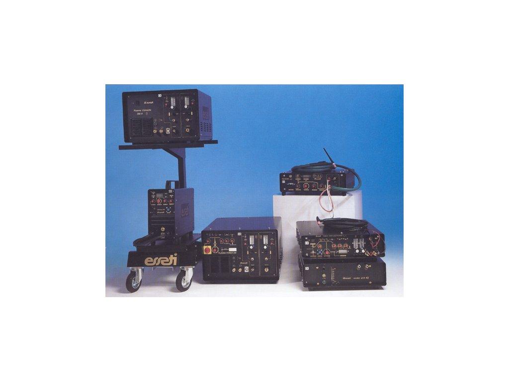 BASE 81 HF microplasmový zdroj