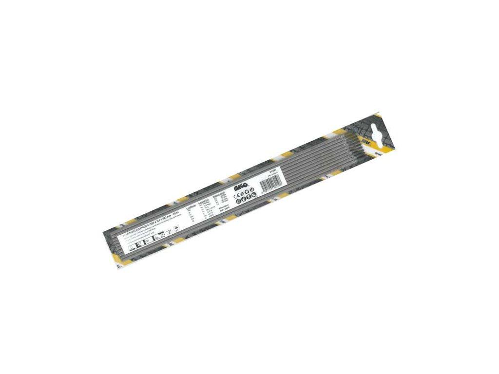 Svářecí rutilová elektroda MAGG J421 pr.2,5x300/10ks