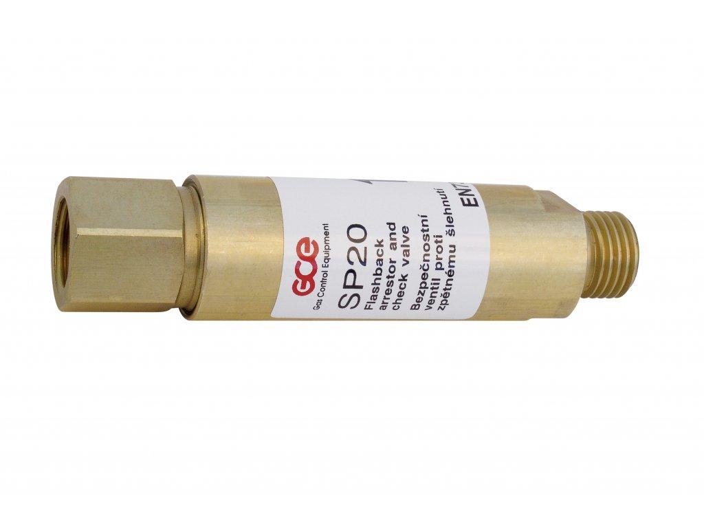 Předloha suchá SP20 G1/4'' kyslík