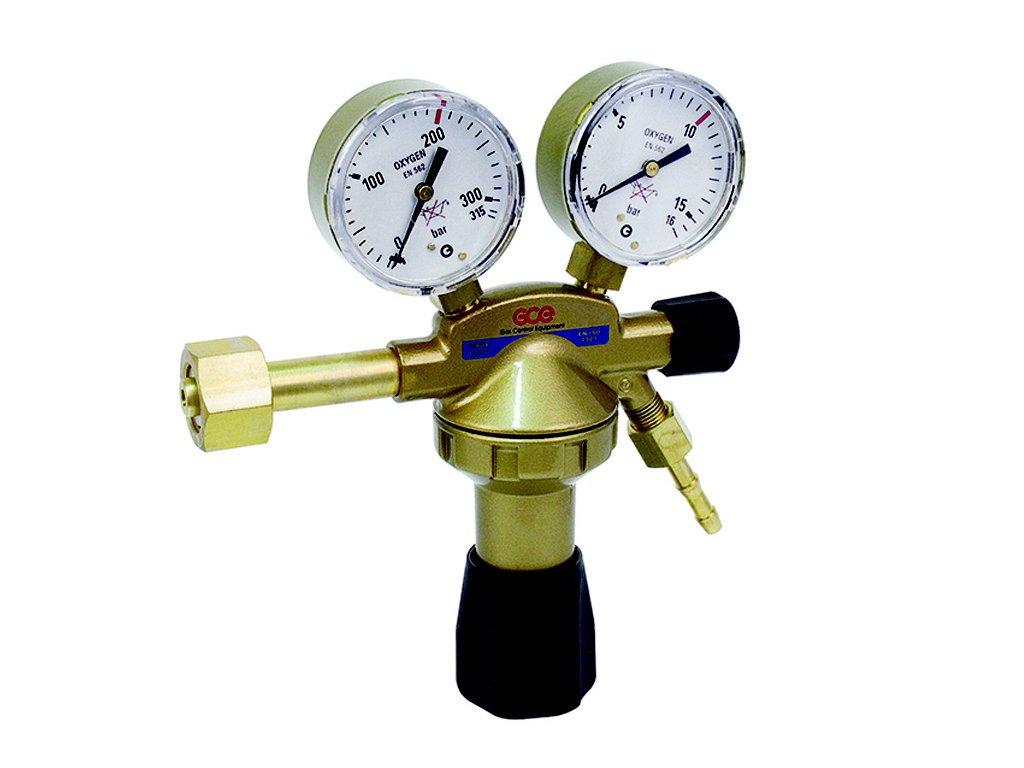 GCE redukční ventil dusík DIN+ NIT N3