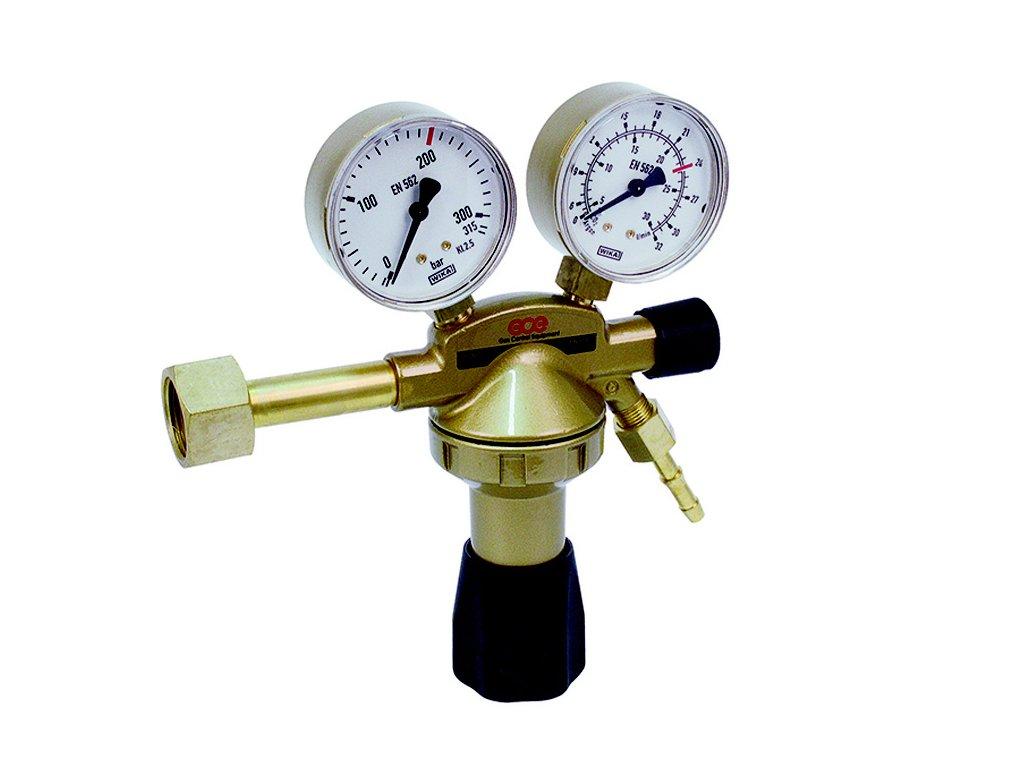 GCE redukční ventil CO2 KU5/42V FLOW N1