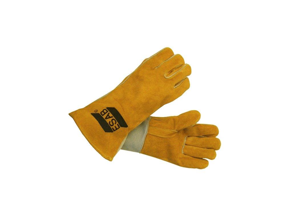 Svářečské rukavice ESAB MIG Heavy Duty Regular