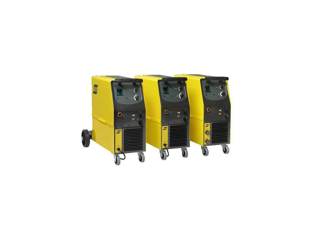 Poloautomatická svářečka ESAB Origo™ Mig C250 3f + hořák MXL™270 3m
