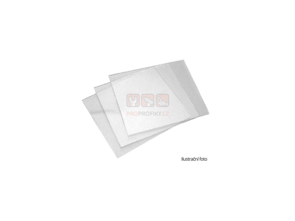 Krycí folie pro svářečskou kuklu Speedglas XL 117x59 - vnitřní