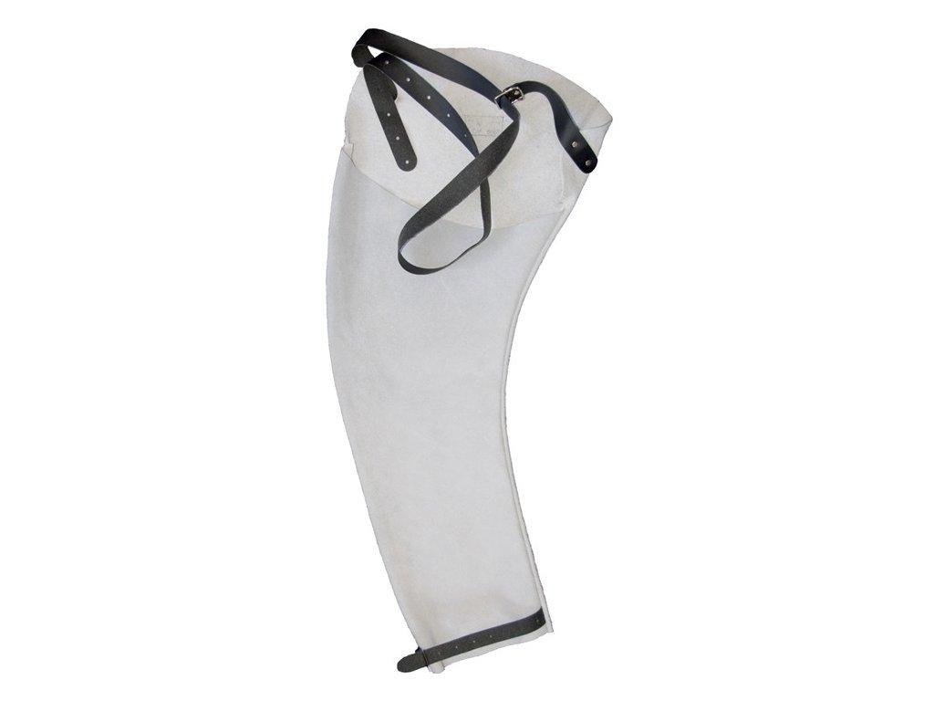 Svářečský kožený rukávník - levý