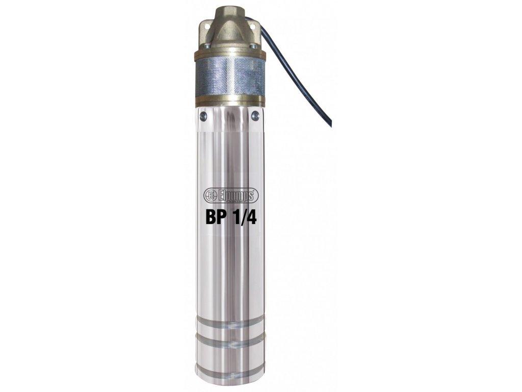 Ponorné hlubinné čerpadlo ELPUMPS BP 1/4 do studní a vrtů