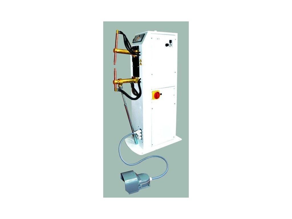 Pneumatická bodovka TECNA 4662N 50kVA TE101 kyvné rameno 280-600mm