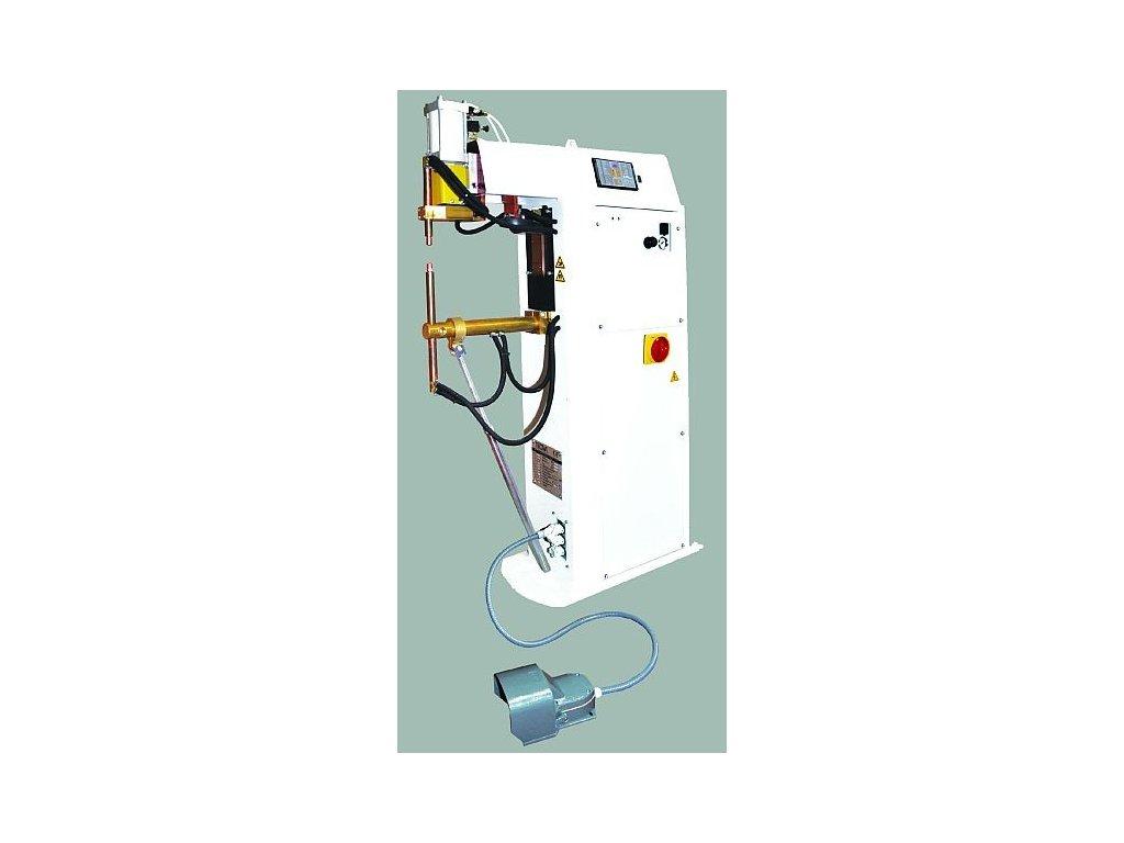 Pneumatická bodovka TECNA 4666N 50kVA TE101 lineární ramena 400mm