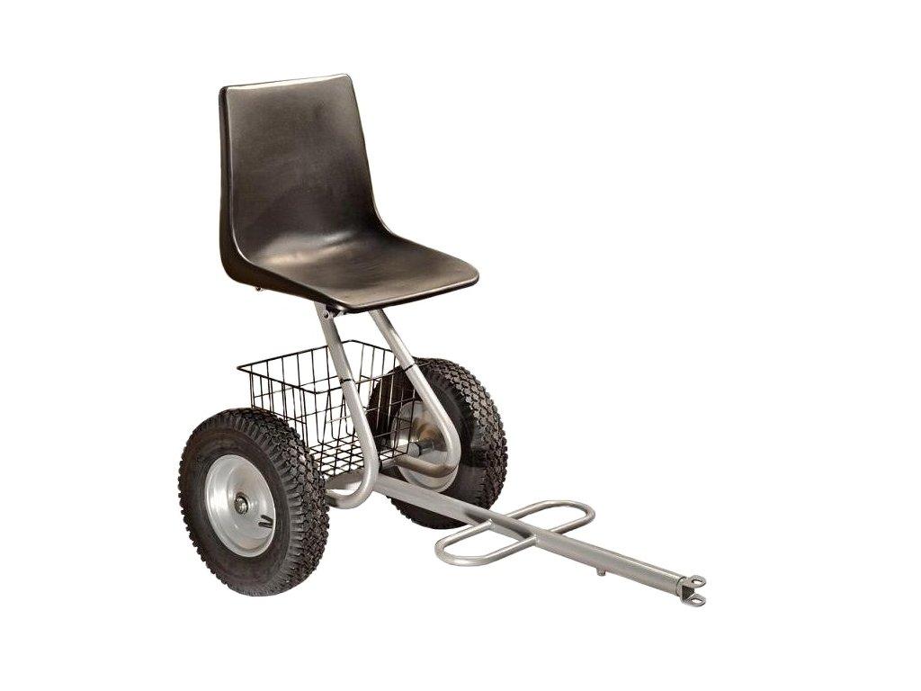 Přípojná sedačka DAKR BP (nástavec pro stroje Panter)