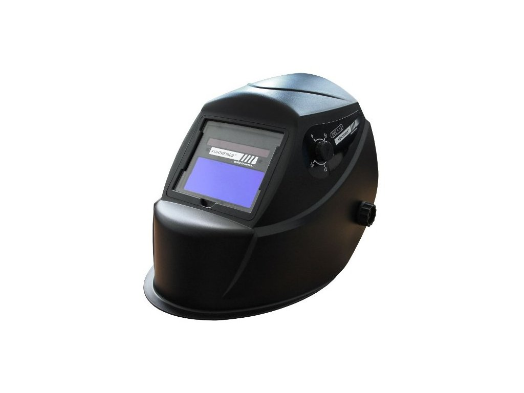 Samostmívací svářečská kukla Kühtreiber ADF 725S černá
