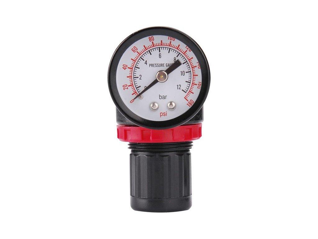 Regulátor tlaku s manometrem EXTOL