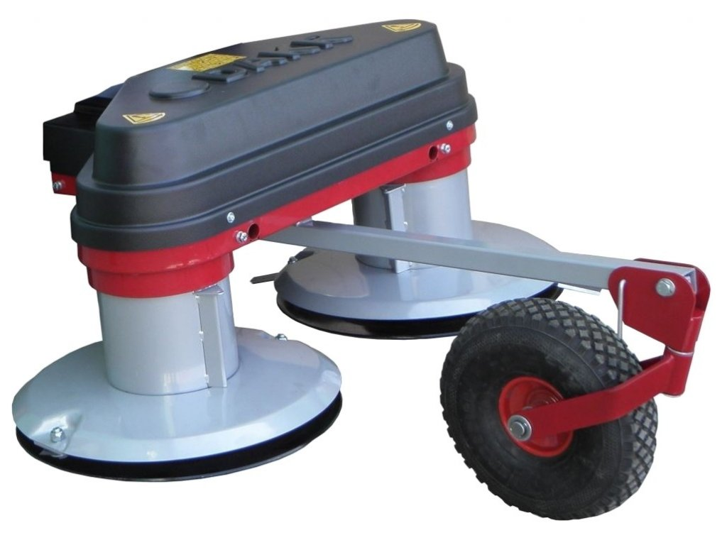 Transportní kolečko DAKR (pro dvoububnové sečení Panter RZS 121)
