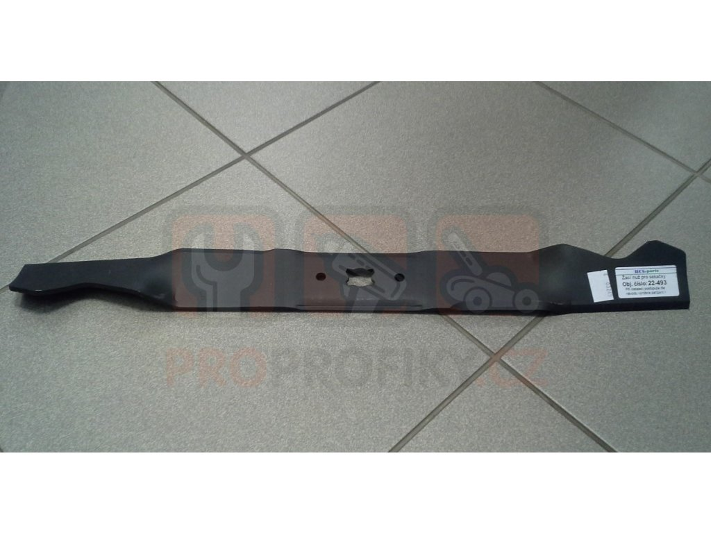 Mulčovací nůž pro benzínové sekačky MTD 53 cm