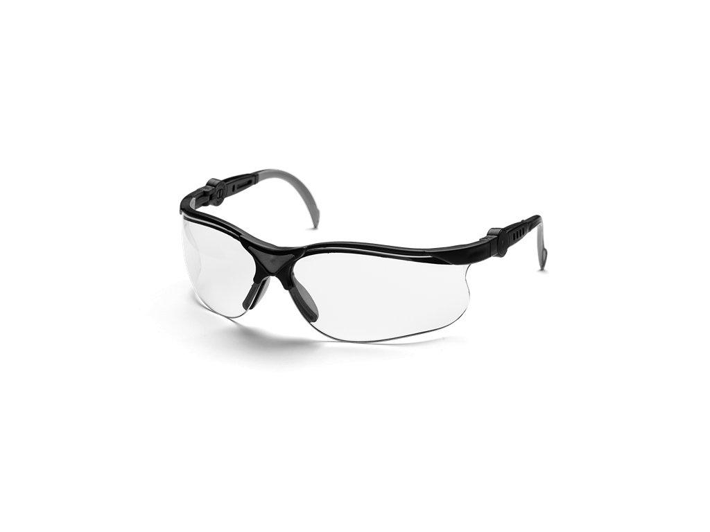 Ochranné brýle Husqvarna ClearX (odolné proti poškrábání)