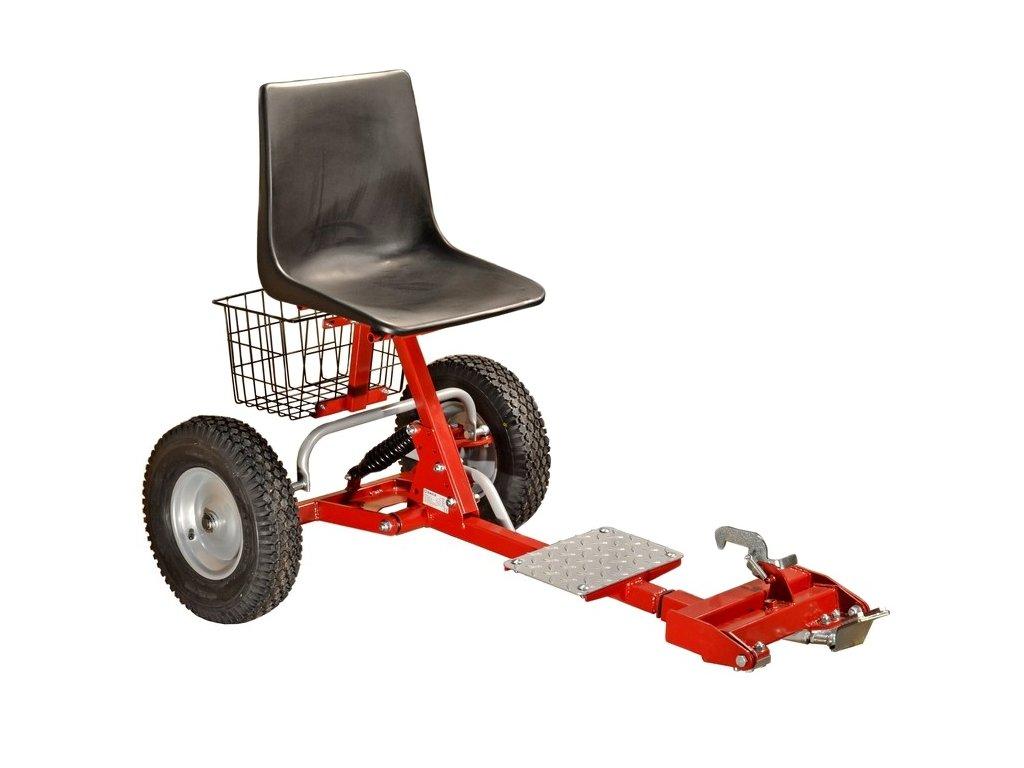 Řízená sedačka DAKR BPR (nástavec pro stroj Panter FD-3)
