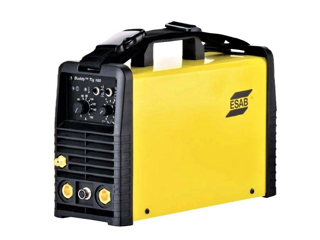 Svářecí invertor ESAB Buddy™ Tig 160 CE + hořák
