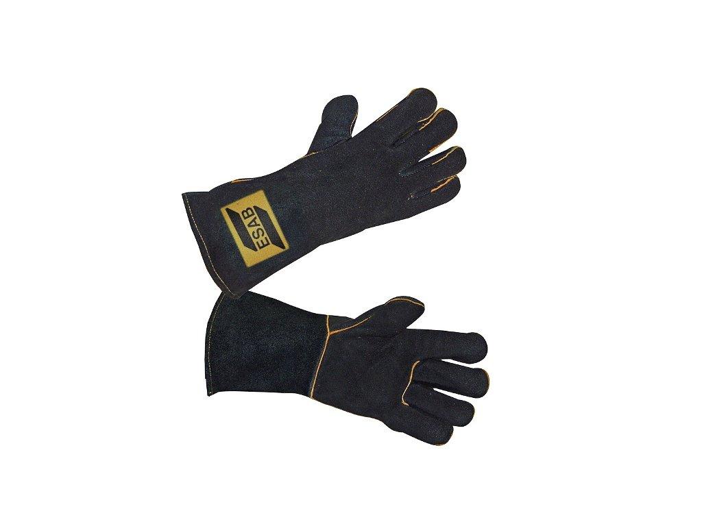 Svářečské rukavice ESAB Heavy Duty Black
