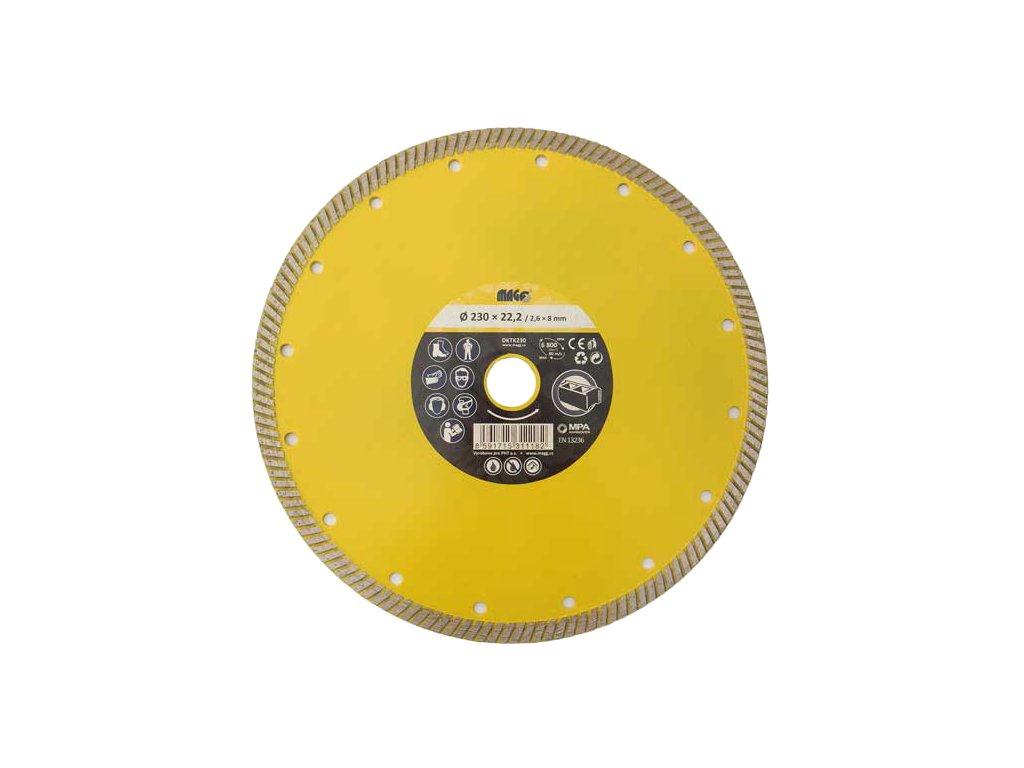 Diamantový kotouč MAGG TURBO SPEED 180x22,2mm