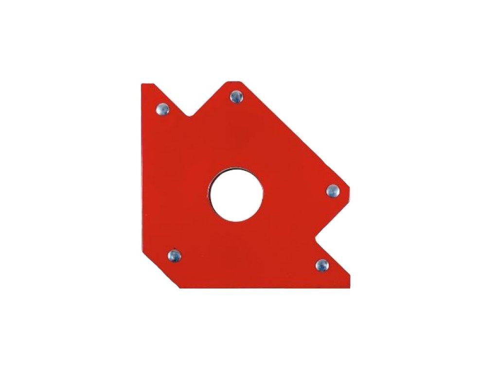 Úhelník magnetický 130mm