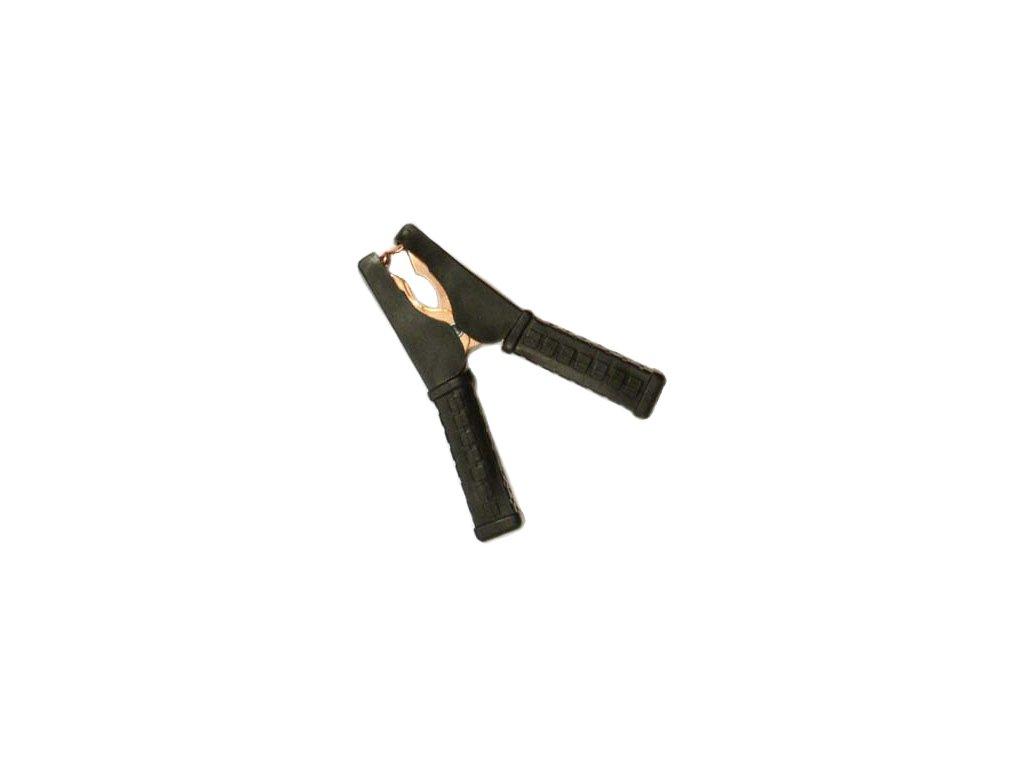 Svorka k nabíječce Bateria 100A 105mm černá