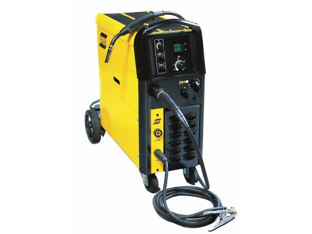 Poloautomatická svářečka ESAB Origo™ Mig C340 PRO 4WD V/A + hořák PSF 305 4,5m