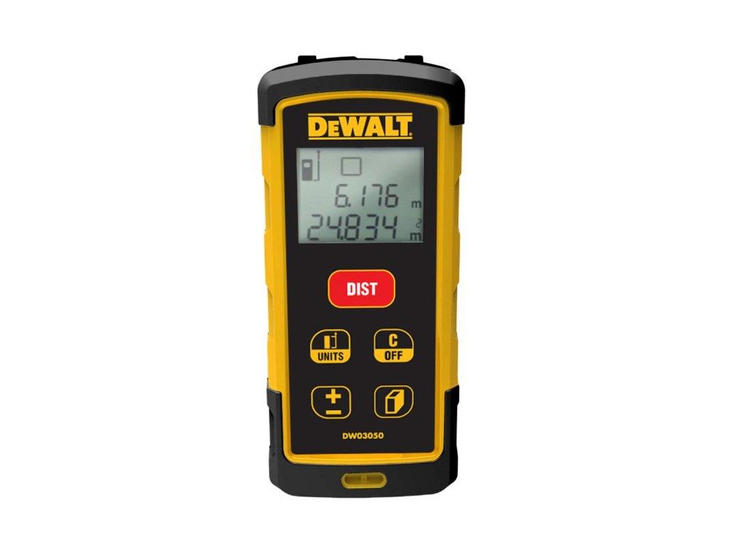 Laserový dálkoměr DeWALT DW03050-XJ
