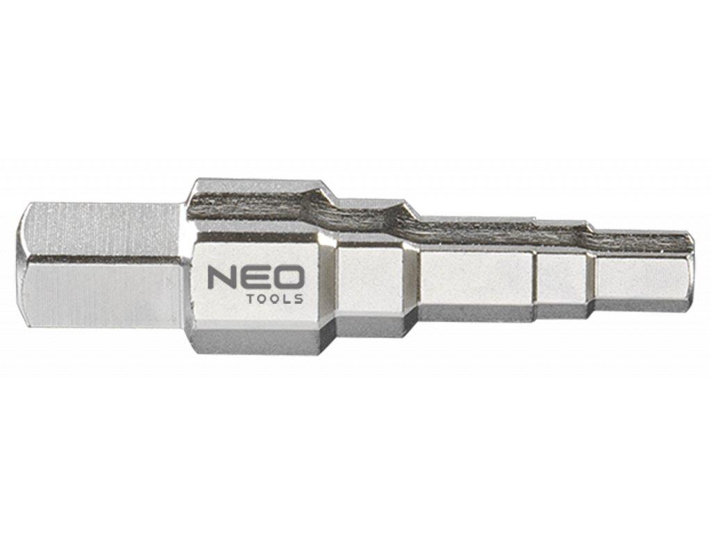 Stupňovitý klíč  na topení NEO Tools UNI