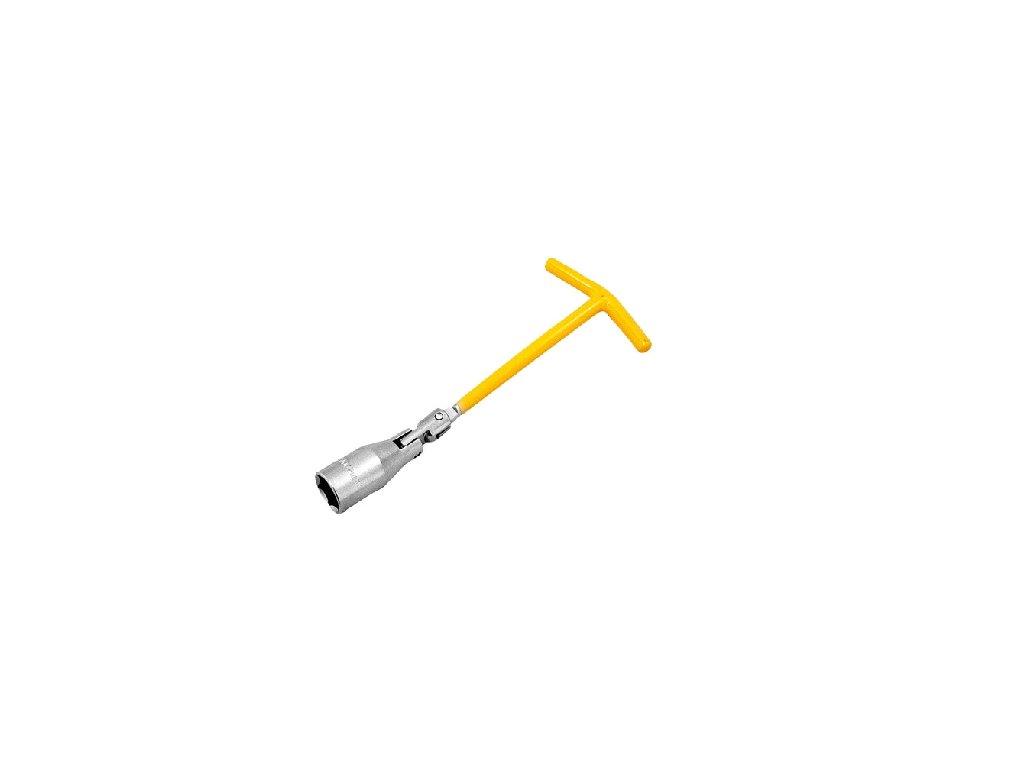Klíč na svíčky PROTECO 16 mm s T rukojetí