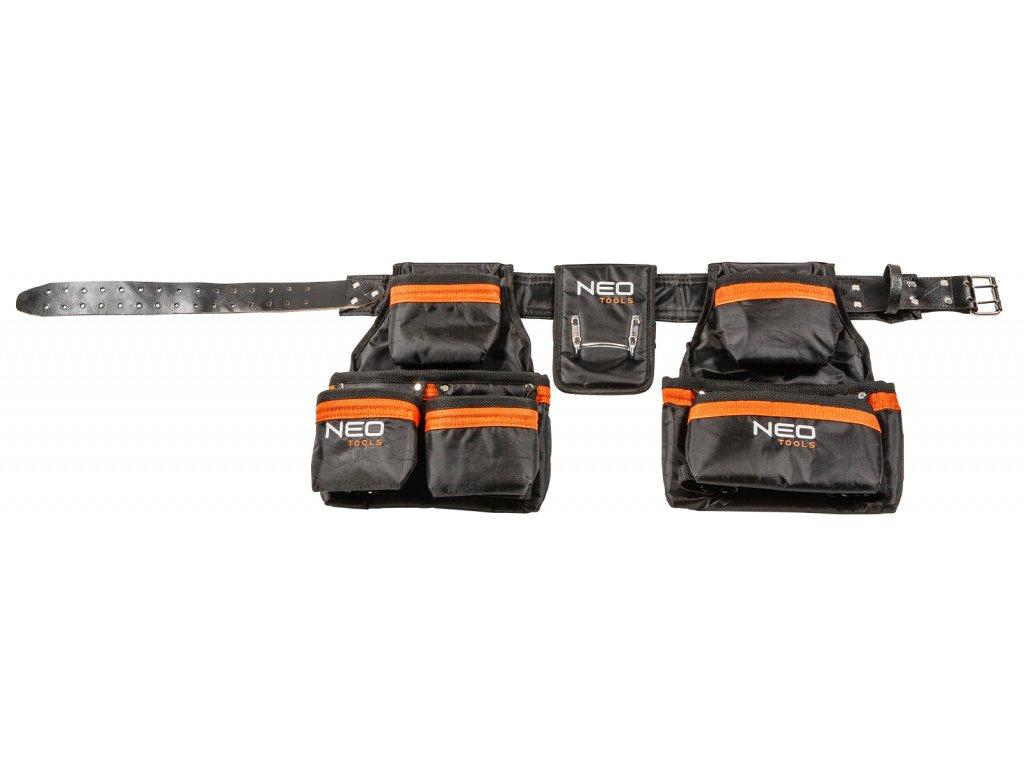 Pracovní pás NEO Tools s 12 kapsami