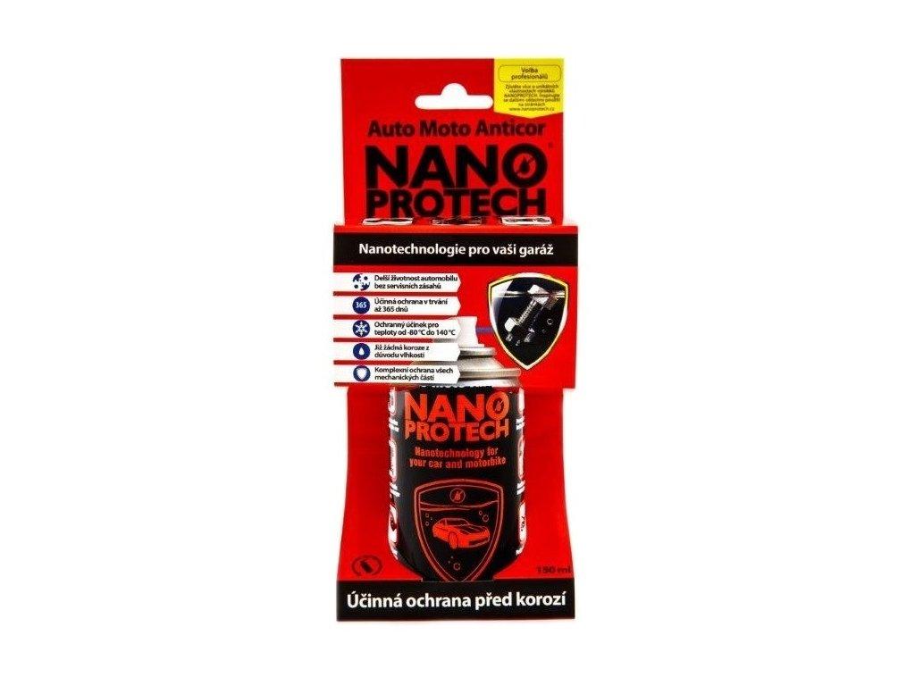 Sprej NANOPROTECH Auto Moto Anticor 150ml