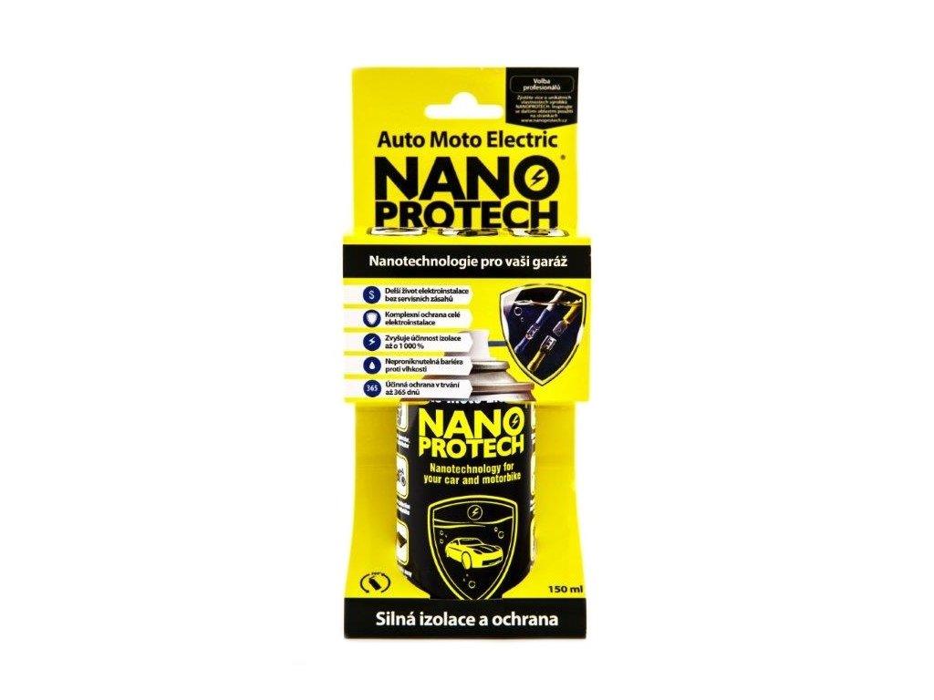 Sprej NANOPROTECH Auto Moto Electric 150ml