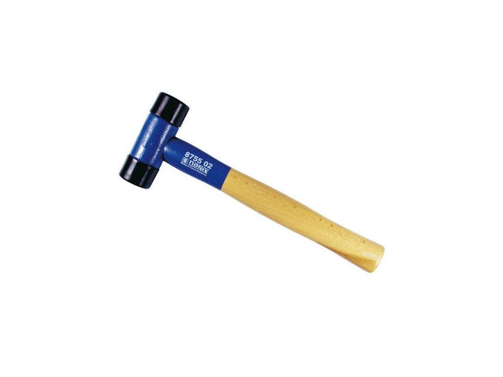 Palička s dřevěnou rukojetí NAREX 270 mm 238g