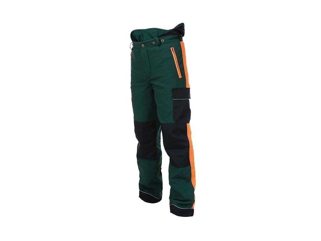 Pracovní protiprořezové kalhoty do pasu PROFESIONAL SCILAR vel.56/182 - Poslední kusy za tuto cenu!
