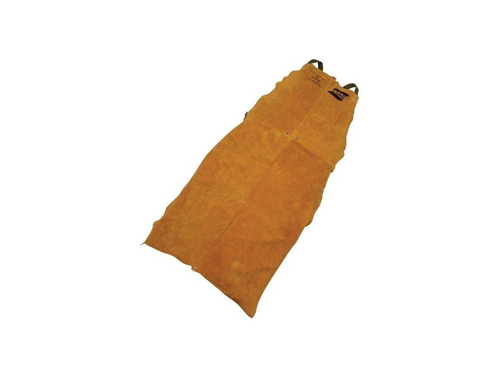 Svářečská kožená zástěra ESAB