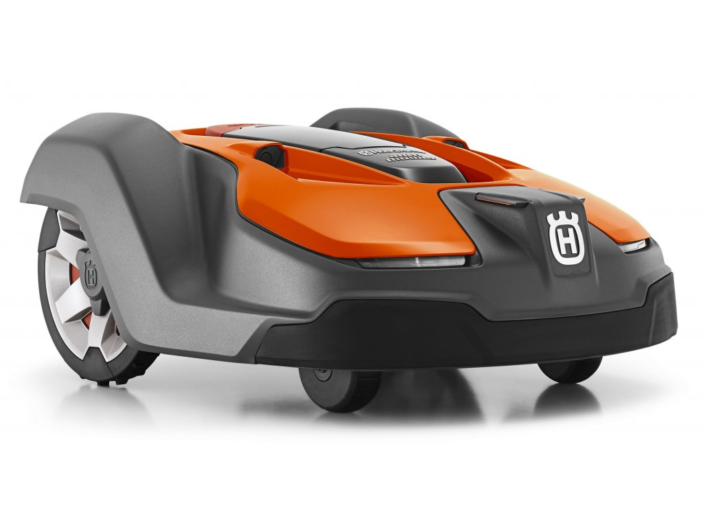 Kryt pro Husqvarna Automower 450X (oranžový)