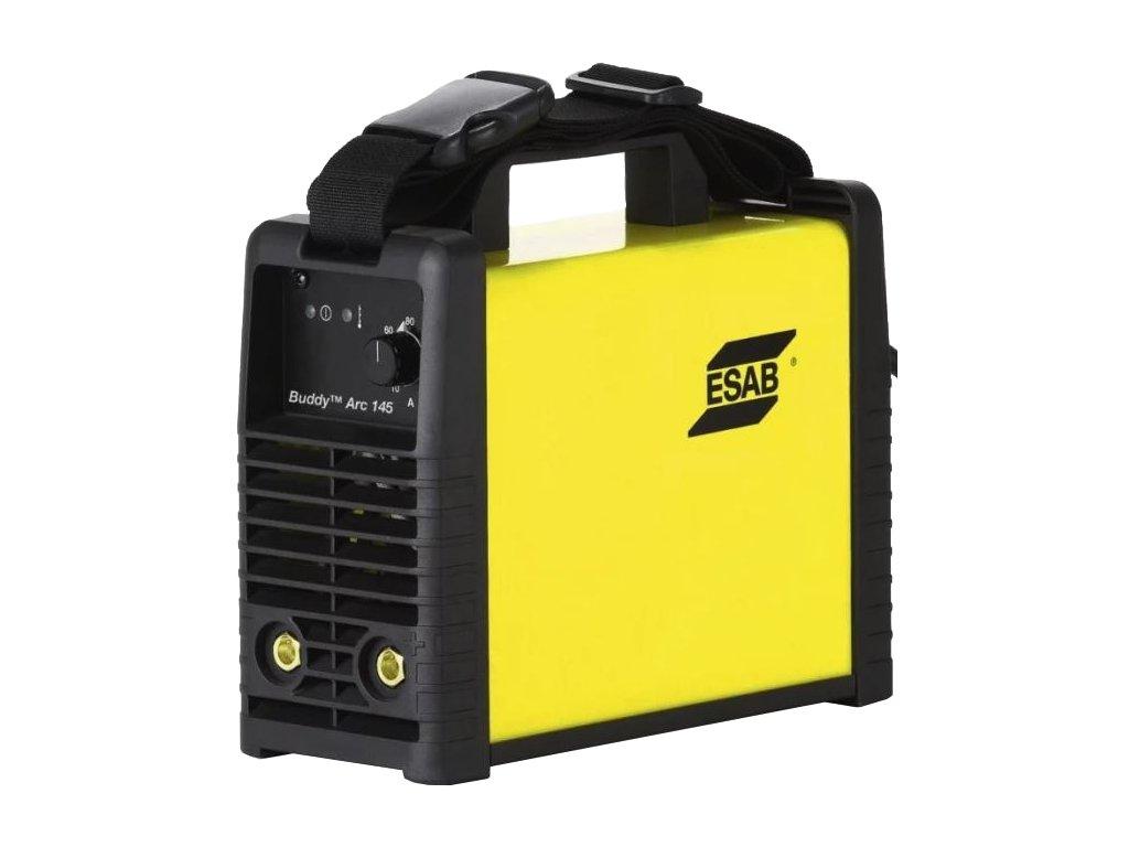 Svářecí invertor ESAB Buddy™ Arc 145 CE + kabely